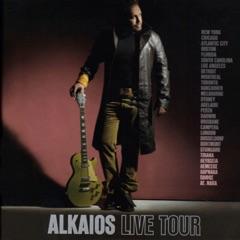 Alkaios Live Tour