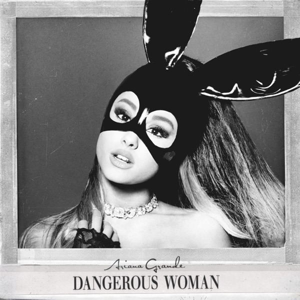 Cover art for Dangerous Woman