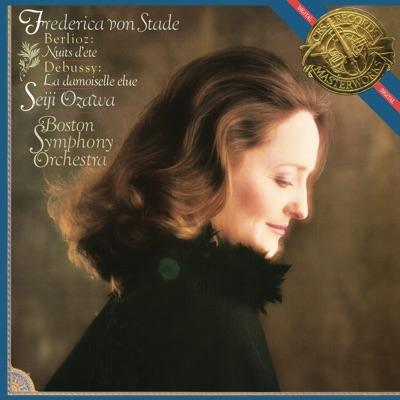 Berlioz: Les nuits d'été - Debussy: La damoiselle élue - Frederica Von Stade