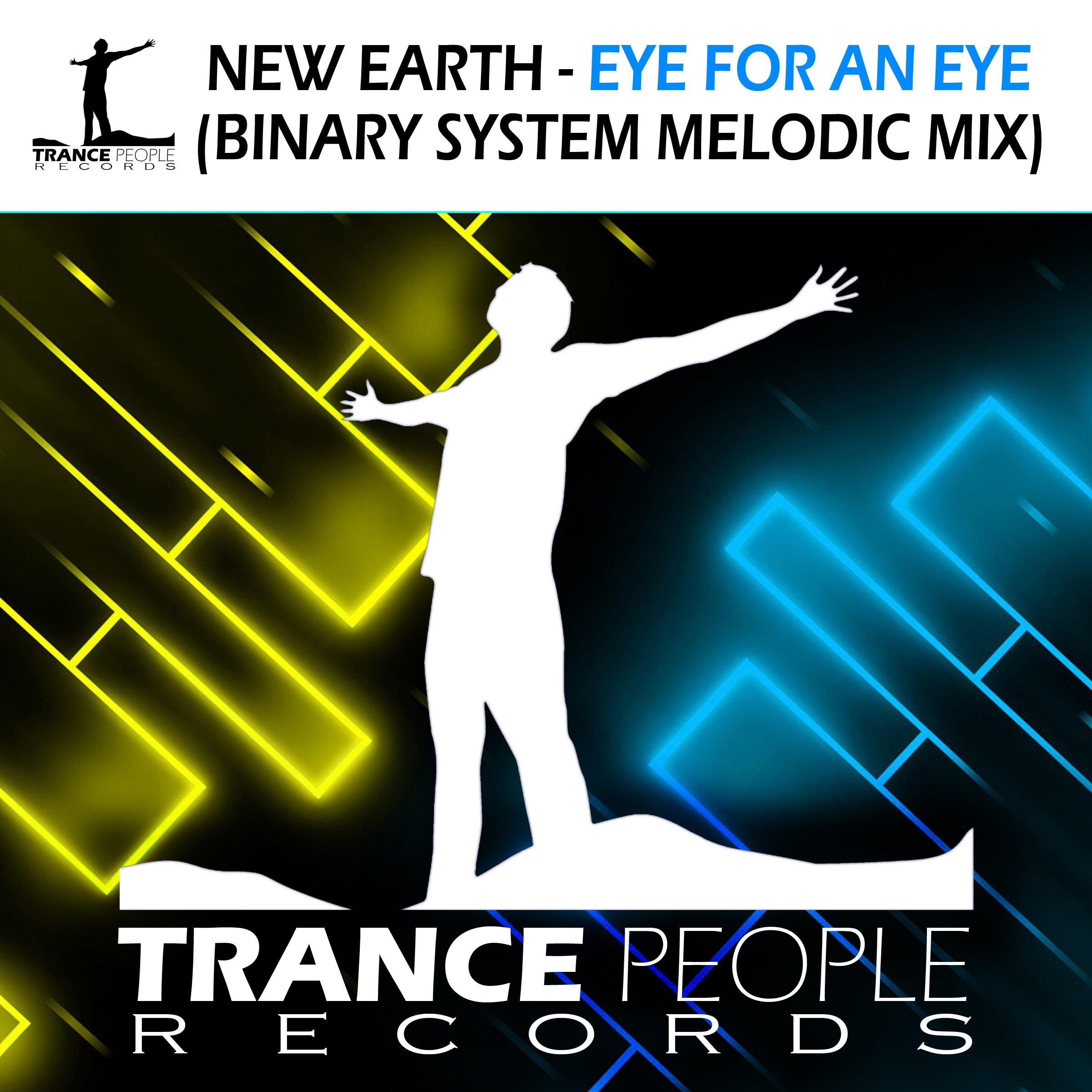 Eye for an Eye (Binary System Melodic Mix) - Single