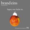 brand eins audio: Kommunikation/PR - brand eins