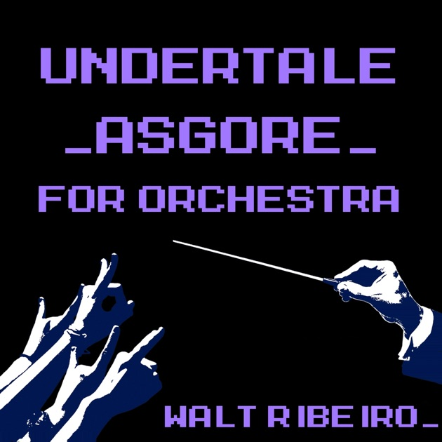 """Asgore (From """"Undertale"""") [For Orchestra] - Single by Walt Ribeiro on Apple  Music"""