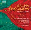 Estonian Philharmonic Chamber Choir & Paul Hillier - In Paradisum artwork