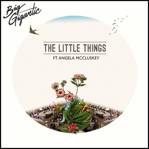 The Little Things (feat. Angela McCluskey)