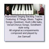 Backing Tracks for Improvisers