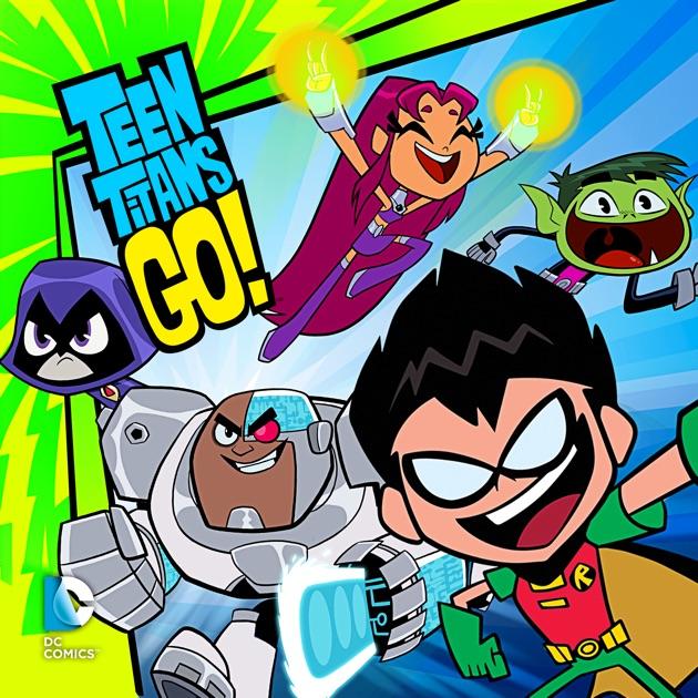 Teen Titans Go, Season 2 On Itunes-9895