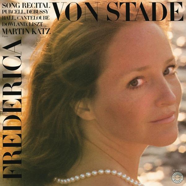 Frederica von Stade - Song Recital