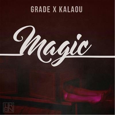 Magic (feat. Orin London) - Single - Grade
