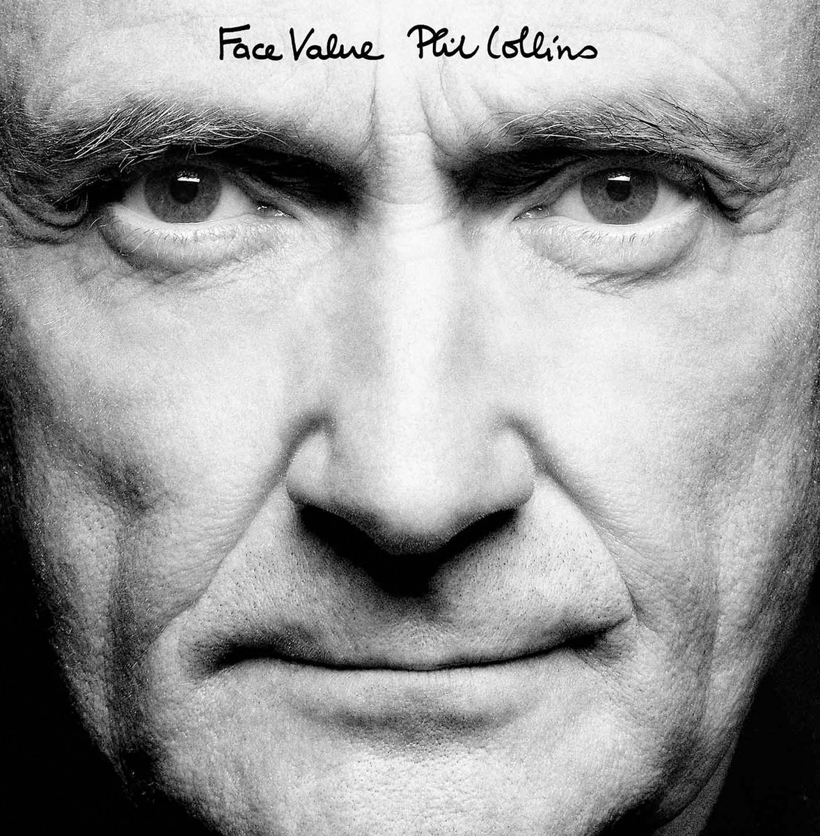 Face Value Deluxe Edition Phil Collins CD cover