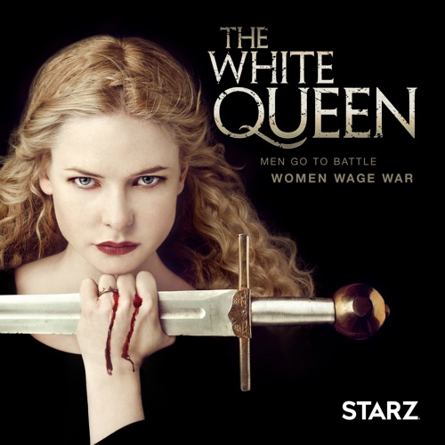 The White Queen, Season 1 movie poster