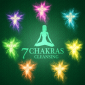 7 Chakras Cleansing – Guided Tibetan Chakra Balancing Meditation, Chanting Om, Soothe Mind, Body & Soul, Reiki Healing Waves-Opening Chakras Sanctuary
