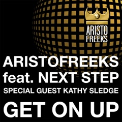 Get on Up (feat. Next Step & Kathy Sledge) - EP