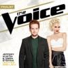 Leather and Lace (The Voice Performance) - Single, Jeffery Austin & Gwen Stefani
