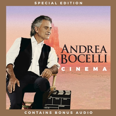 Cinema (Special Edition) - Andrea Bocelli album