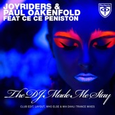 The Dj Made Me Stay (feat. Ce Ce Peniston) - EP