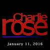 Charlie Rose - Charlie Rose: Matthew Dowd, Al Hunt, Frank Luntz, Tavis Smiley, and David Bowie, January 11, 2016  artwork