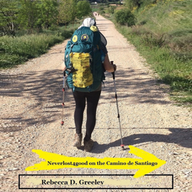 Neverlost4good on the Camino de Santiago (Unabridged) audiobook