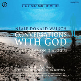 Conversations with God: An Uncommon Dialogue, Book 2 (Unabridged) audiobook