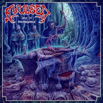 Altar of Disembowelment - EP - Avulsed