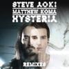 Hysteria (feat. Matthew Koma) [Remixes] - EP ジャケット写真
