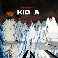 Radiohead - Kid A artwork