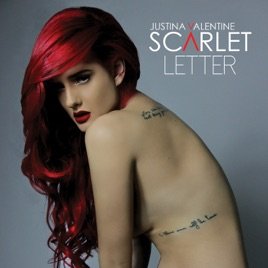 Scarlet Letter by Justina Valentine on Apple Music