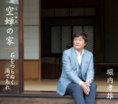 空蝉の家 石をつらぬく滴であれ  EP-Takao Horiuchi