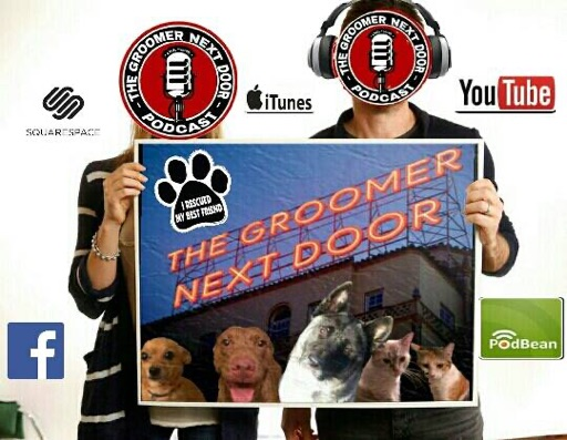 Cover image of The Groomer Next Door