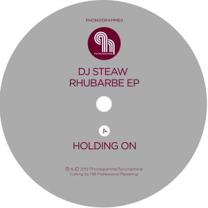 Dj Steaw - Holding On