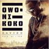Davido - Owo Ni Koko artwork