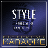 Style (In the Style of Taylor Swift) [Instrumental Version]