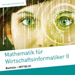 Mathematik für Wirtschaftsinformatiker II (Bachelor)