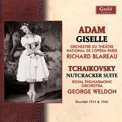 Adam: Giselle - Tchaikovsky: Nutcracker Suite (Recorded 1953 & 1960) - Royal Philharmonic Orchestra