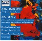 Bert Lucarelli Brooklyn Philharmonic; Michael Barrett - Aria For Oboe And Strings