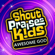 Shout Praises Kids - Awesome God