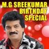 M G Sreekumar Birthday Special