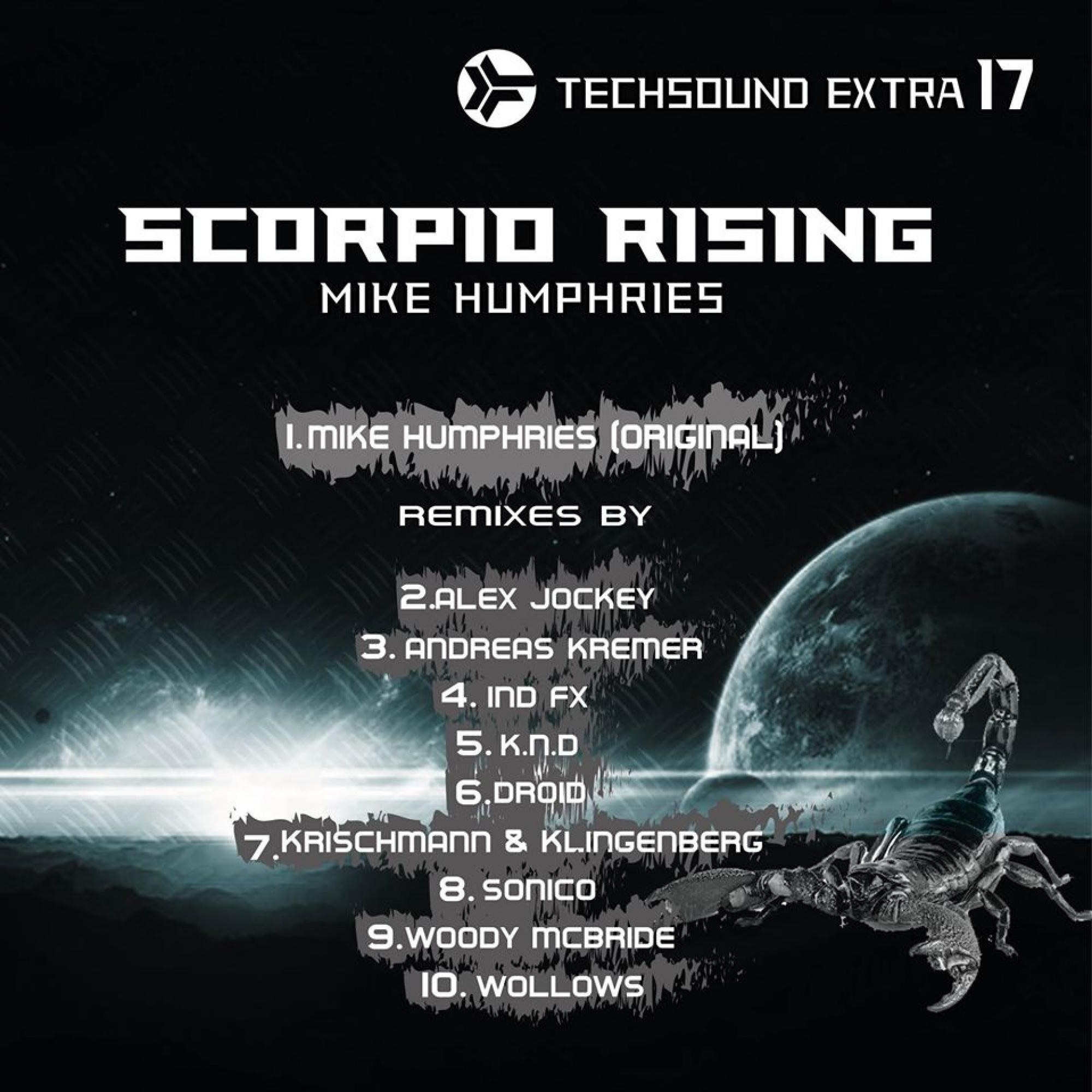 Techsound Extra 17: Scorpio Rising