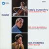 Elgar: Cello Concerto & Sea Pictures - Jacqueline Du Pré, Janet Baker, London Symphony Orchestra & Sir John Barbirolli