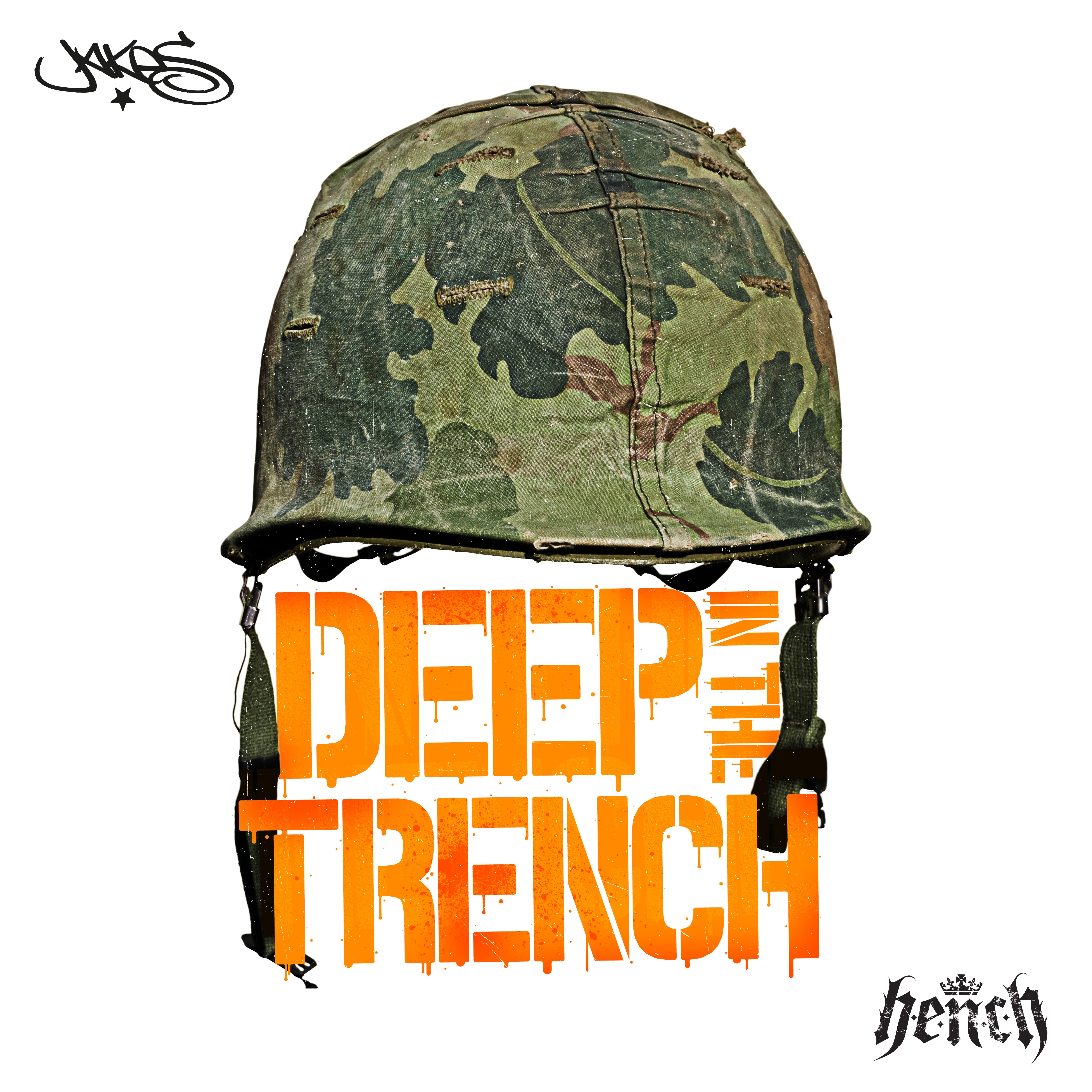 Deep in the Trench - EP