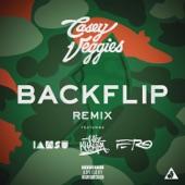 Backflip (feat. Wiz Khalifa, A$AP Ferg & Iamsu!) [Remix] - Single