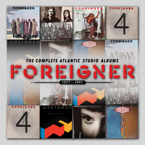 Foreigner - The Complete Atlantic Studio Albums 1977-1991