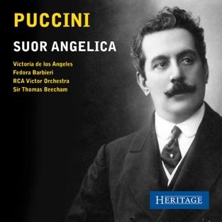 Puccini: Suor Angelica – Orchestra of Rome Opera, Tullio Serafin & Victoria De Los Angeles