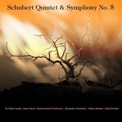 String Quintet in C Major, Op. 163, D. 956: III. Scherzo. Presto - Trio. Andante sostenuto