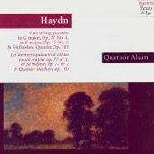 String Quartet in G Major, Op 77, No. 1: Adagio artwork
