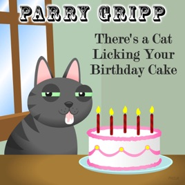 There S A Cat Licking Your Birthday Cake Lyrics