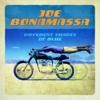 Joe Bonamassa - Different Shades of Blue  artwork