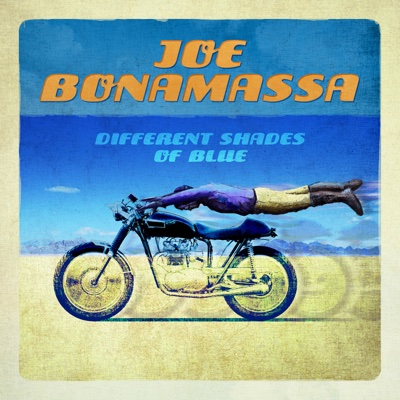 Different Shades of Blue - Joe Bonamassa album