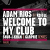 Welcome to My Club (feat. Koffee) [Remixes] - EP, Adam Rios