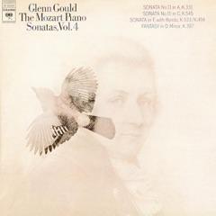 Mozart: Piano Sonatas Nos. 11, 15 & 16; Fantasia in D Minor - Gould Remastered