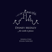 Disney Medley: for Violin and Piano